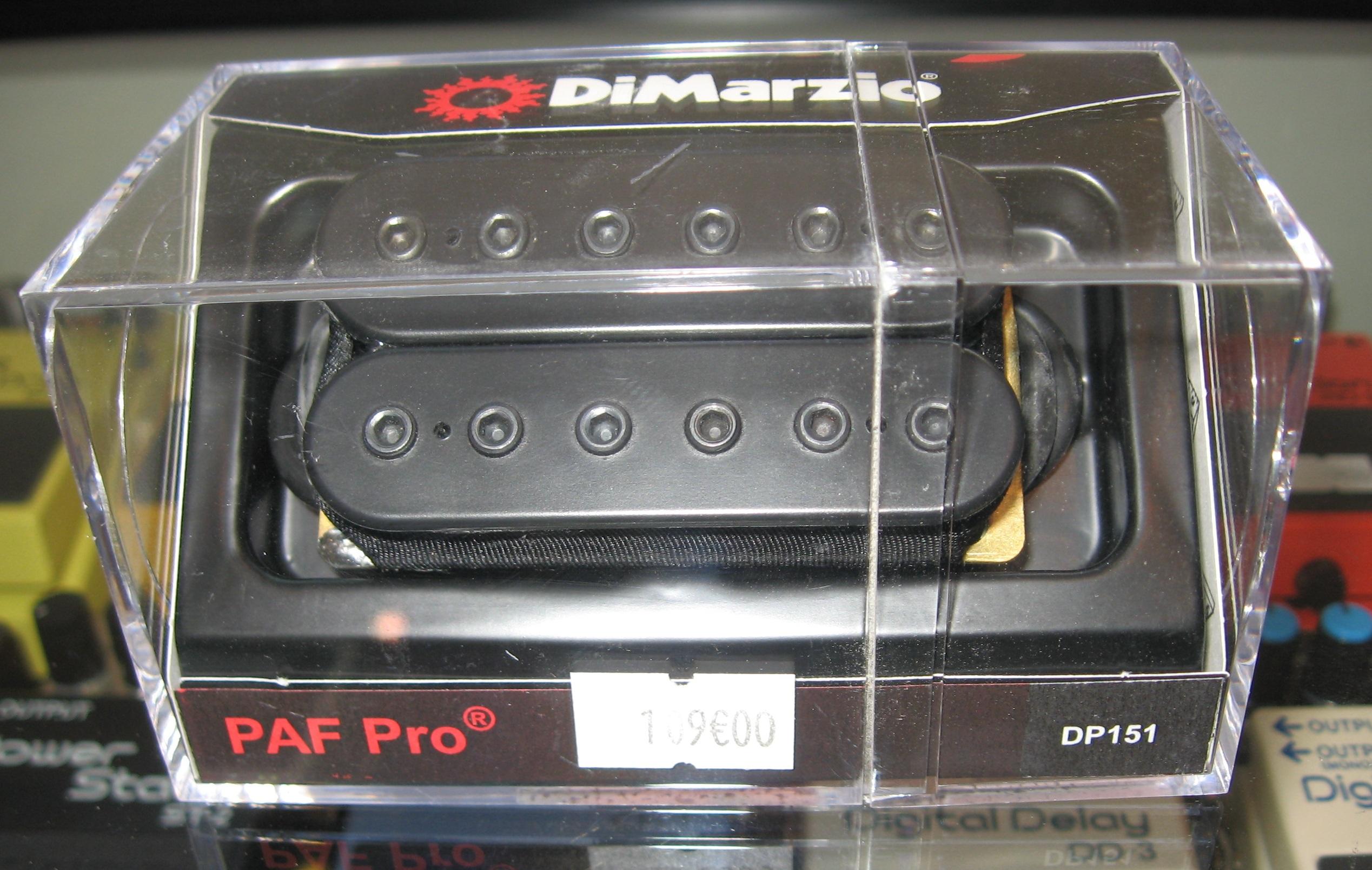 Dimarzio Dp - Merzie.net